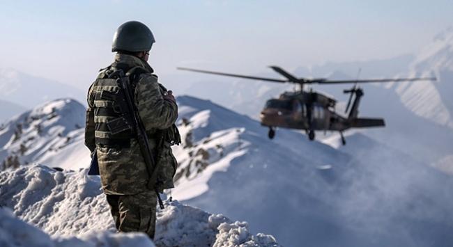 3 PKKlı terörist etkisiz hale getirildi