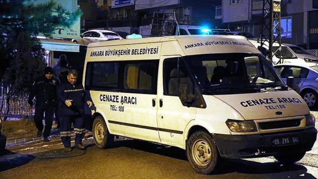 Ankarada silahlı kavga: 2 ölü