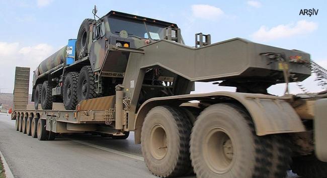 ABDnin Polonyaya askeri sevkiyatı sürüyor
