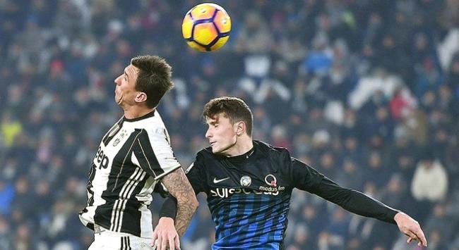 Caldara İtalyan ekibi Juventusta