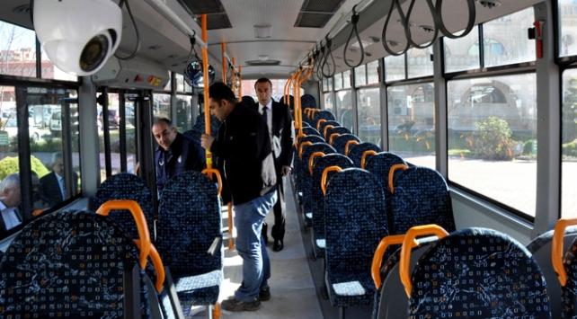 Özel toplu ulaşım araçlarında güvenliği artıracak öneri