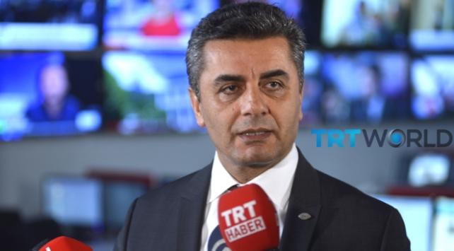 TRT World 190 ülkede izlenebilecek