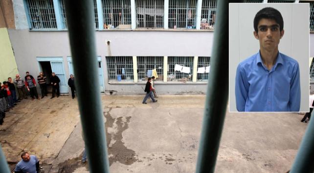75 yıl ceza alan hükümlü cezaevinden firar etti