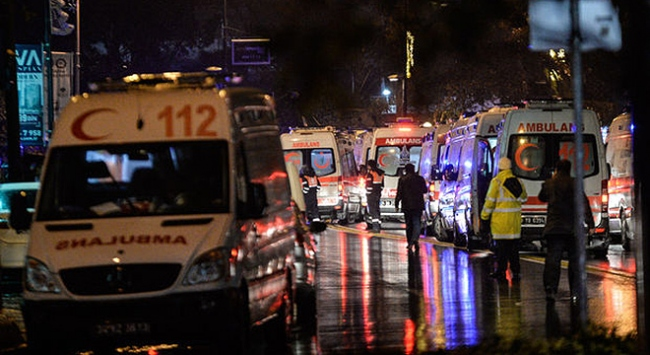 Reina saldırısına ilişkin 5 kişiye tutuklama talebi
