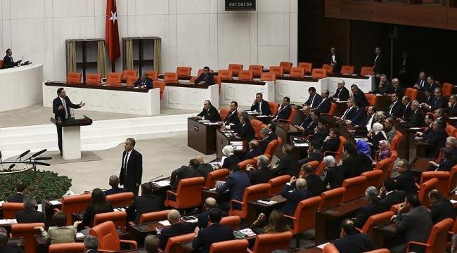 Irak tezkeresi Meclise sunuldu