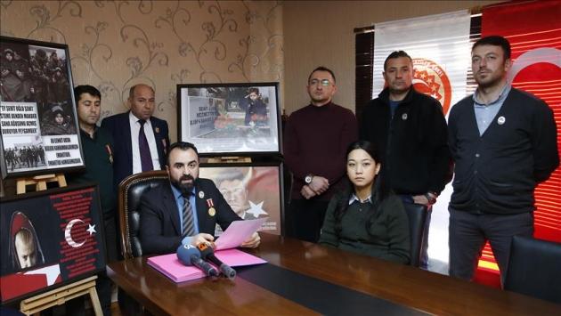 Şehit aileleri ve gazilerden anayasa değişikliğine tam destek
