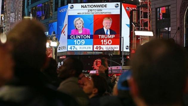 Rusyanın ABD seçimlerine müdahalesi iddiaları araştırılacak