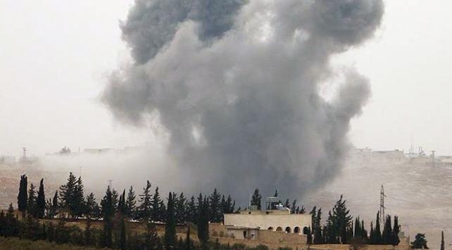 Türk jetleri vurdu: DEAŞlı 18 terörist öldürüldü