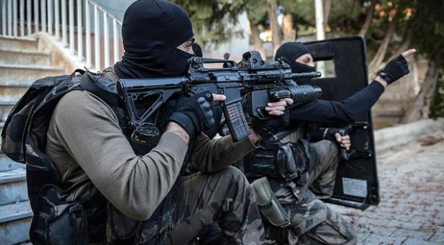 Teröristler şehirde de kıskaçta