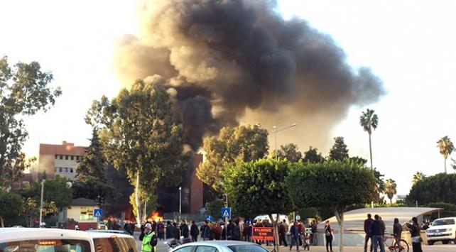 Adana Valiliğine saldırı düzenleyen teröristin kimliği belirlendi