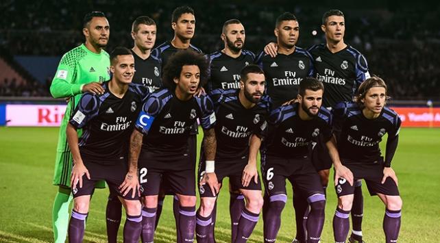 Real Madrid 40lar kulübünde