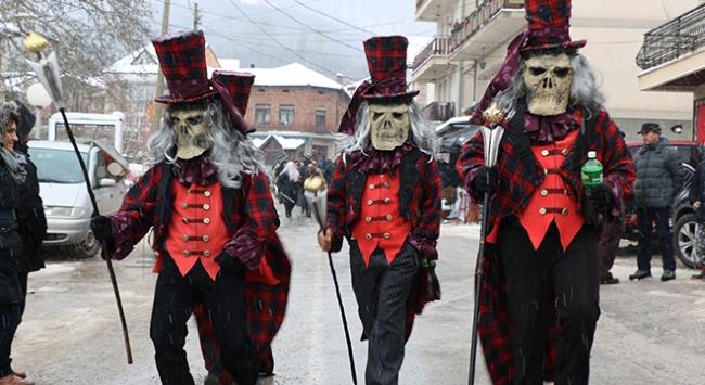 Makedonyanın en eski karnavalı Vevçani