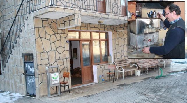 Köy kahvesine yanlışlıkla 900 bin lira teklif verdi