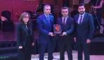 TRT Genel Müdürü Göka'ya onur ödülü