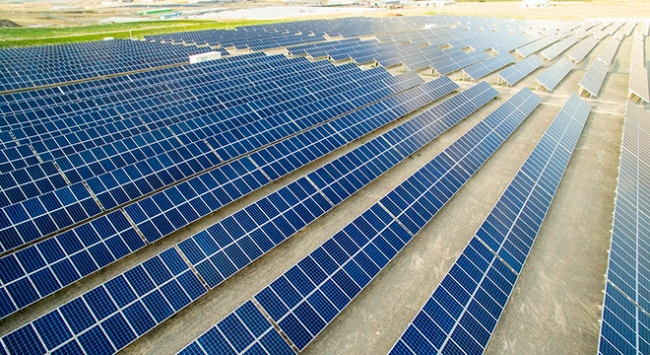 Türkiyenin en büyük güneş santrali ihalesini kazanan belli oldu