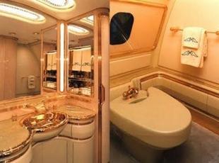 Bu Uçak Altın Kaplama