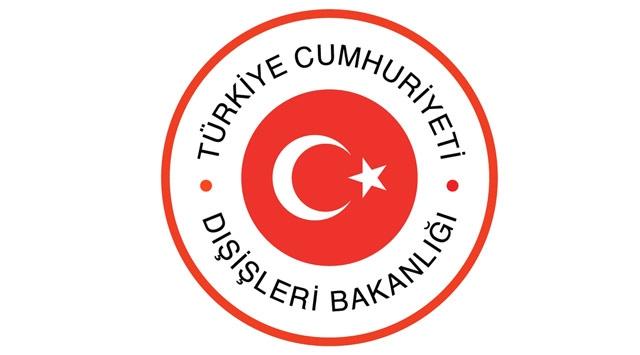 Türkiyeden kınama