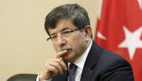 Davutoğlu Türkiye'ye Döndü