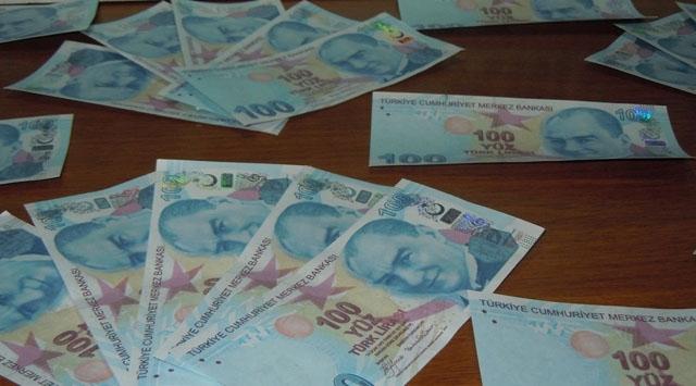 Sahte paraya 2 tutuklama