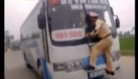 Vietnam'da Polis-Şoför İnatlaşması