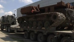 Yerli Tank Taşıyıcı Atağı Sürüyor