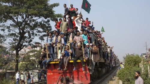 Bangladeşte büyük Müslüman buluşması:Bishwa Ijtema