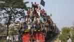Bangladeş'te büyük Müslüman buluşması:Bishwa Ijtema