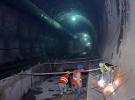 Kop Tüneli'nde çalışmalar sürüyor