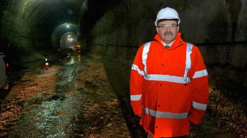 Kop Tünelinin 5 bin 200 metresi delindi