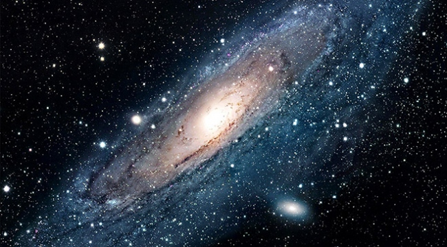 Evrende en az 2 trilyon galaksi var iddiası