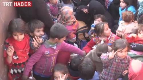 Terör mağduru Irak Türkmenleri