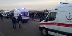 Diyarbakır'da polis ekibine terör saldırısı
