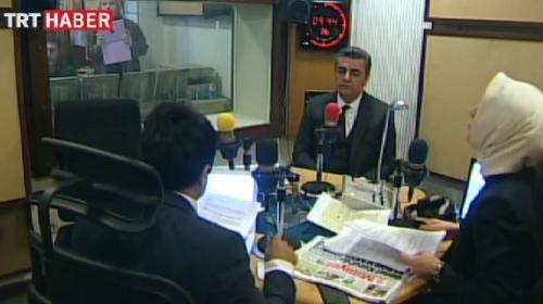 """Türkiyenin yeni haber radyosu  """"TRT Haber Radyo"""""""