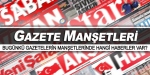 Gazete Manşetleri (17.01.2017)