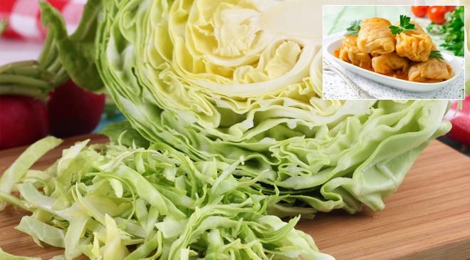 Beyaz lahananın bu faydalarını biliyor muydunuz?