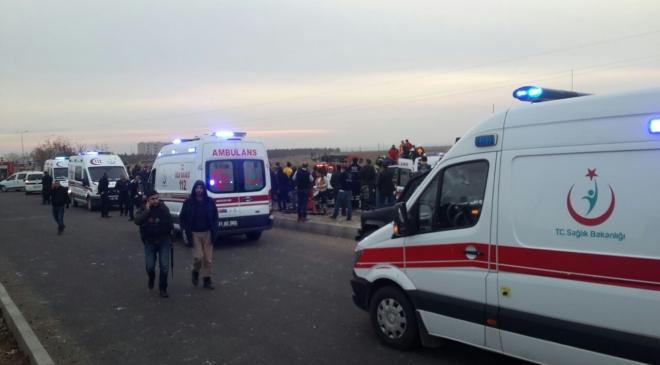 Diyarbakırdaki saldırıya ilişkin 3 kişi gözaltına alındı