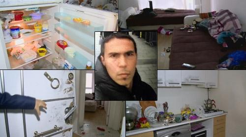 İşte Reina saldırganının yaşadığı ev