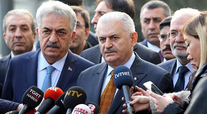Başbakandan Reina saldırganının yakalanmasına ilişkin açıklama