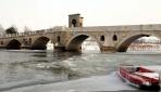 Tunca Nehri dondu