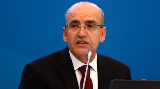 Başbakan Yardımcısı Mehmet Şimşek Davos'a gitti