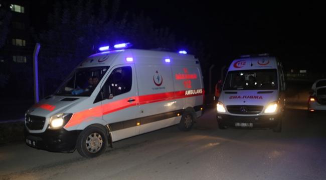 Bingölde askeri zırhlı araç devrildi: 1 şehit, 2 yaralı
