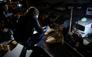 Bursada 162 kilogram eroin ele geçirildi