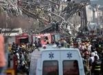Tahranda 17 katlı iş yeri çöktü