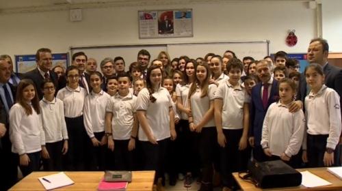 Bosna-Hersek ile kardeş okul protokolü imzalandı
