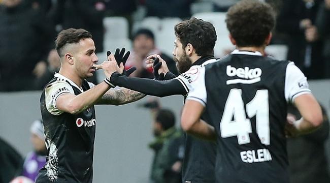 Beşiktaşta yol ayrımı