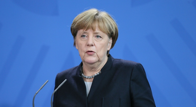 Almanya Başbakanı Merkel ifade verdi
