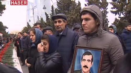 """Azerbaycanın hüzün günü """"Kara Yanvar"""""""