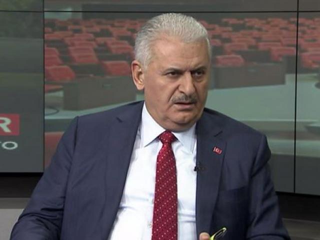 Başbakan Yıldırım TRTnin yayın konuğu oldu