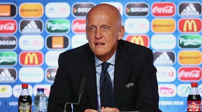 FIFA Hakem Komitesinin yeni başkanı belli oldu