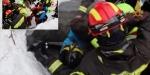 İtalyada otel enkazından 9 kişi kurtarıldı
